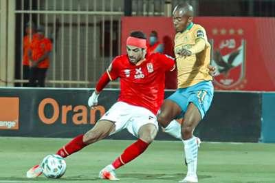 Ahly Sundowns Taher Mohamed Taher