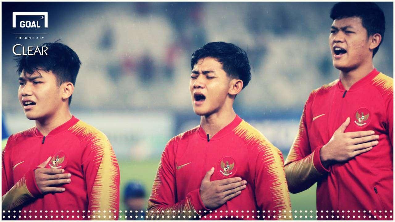 ID Piala Asia U-19 Galeri Indonesia vs Hong Kong