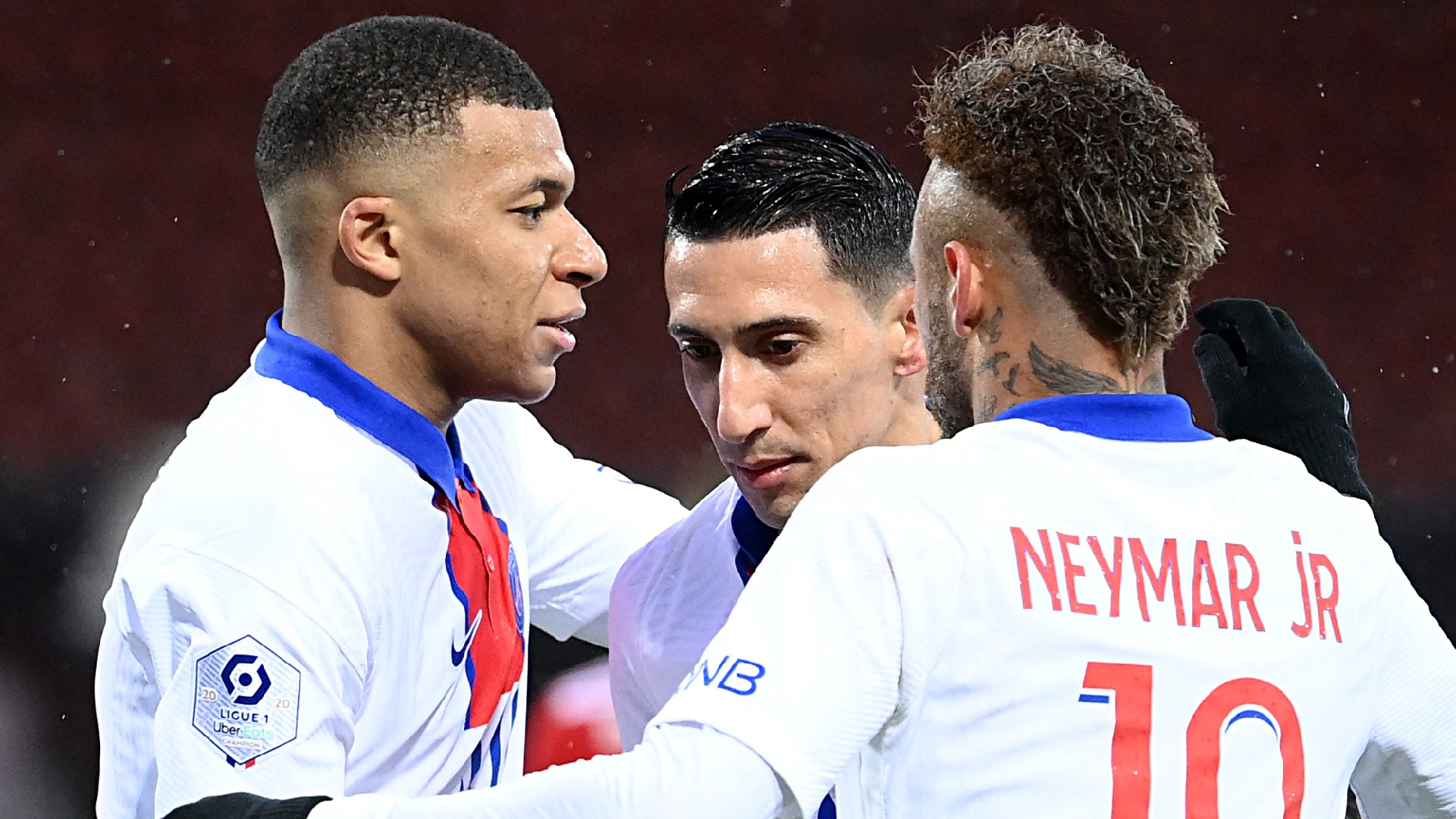 'I don't think he'll find a better team' - Di Maria expects Mbappe to stay at PSG in wake of Messi arrival
