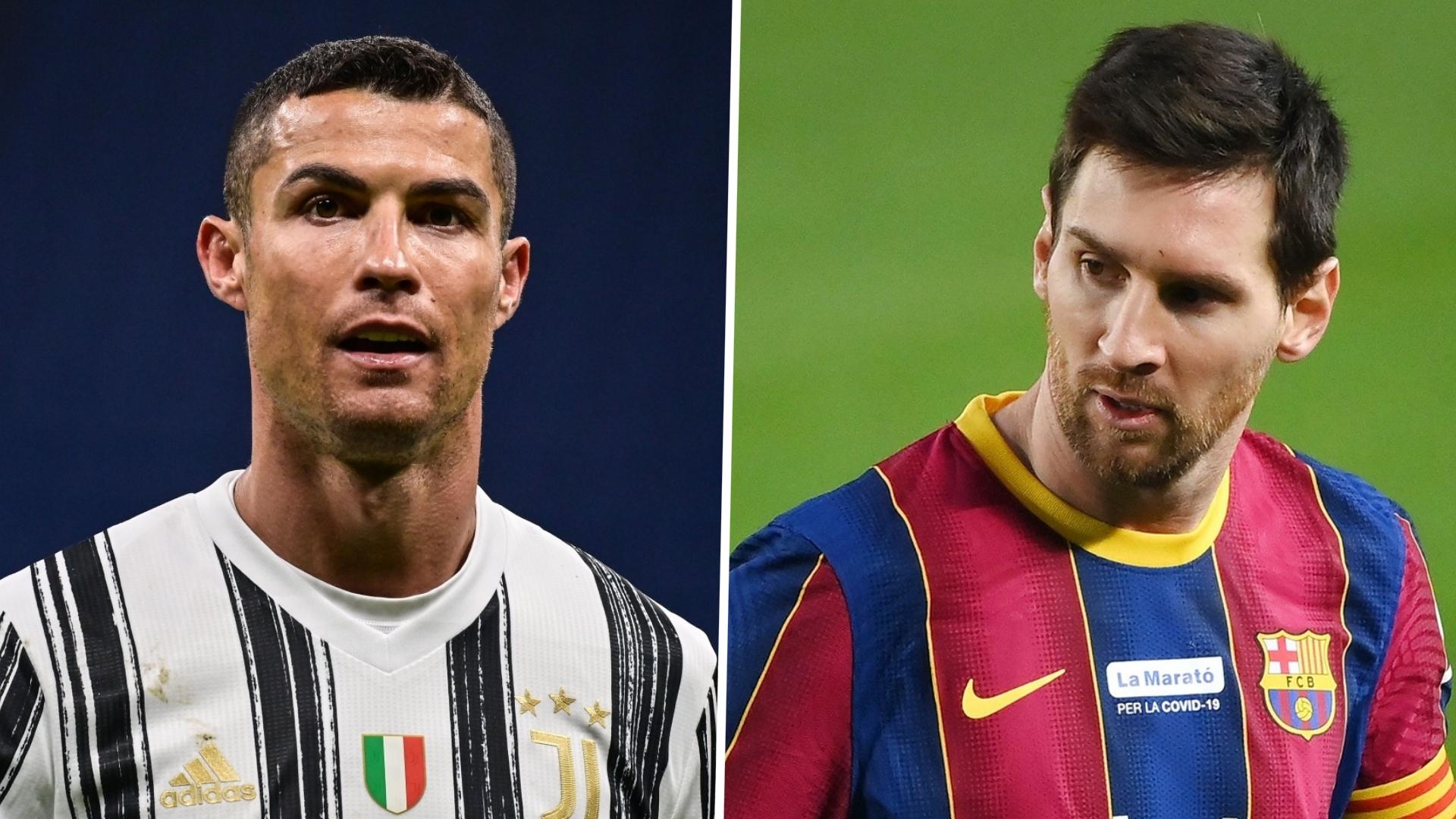 Ronaldo or Messi - who has scored more goals?