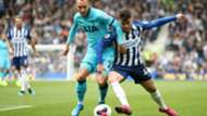 CHRISTIAN ERIKSEN TOTTENHAM AARON CONNOLLY BRIGHTON PREMIER LEAGUE 05102019