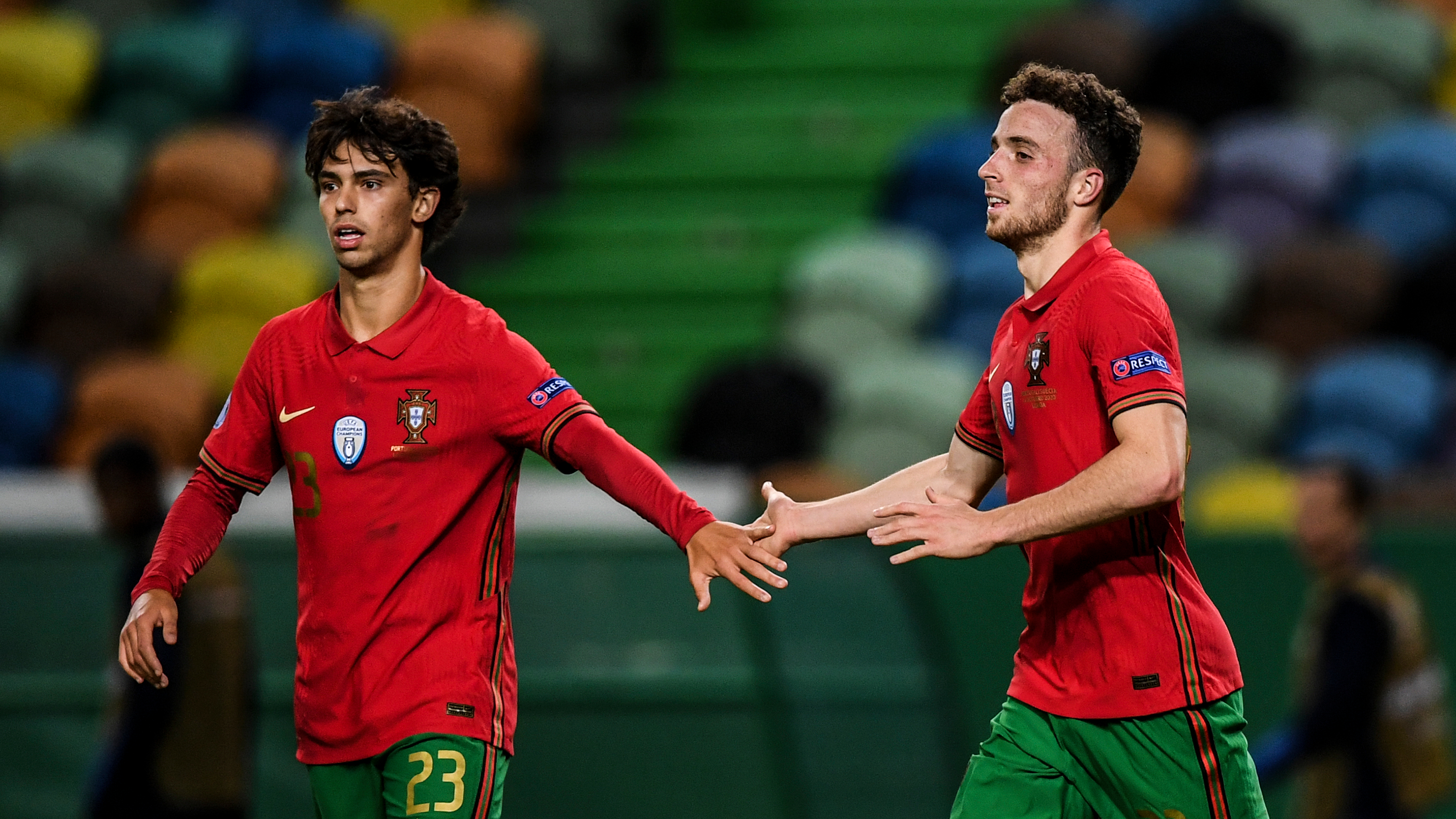 There was no pressure to replace Ronaldo for Portugal - Jota