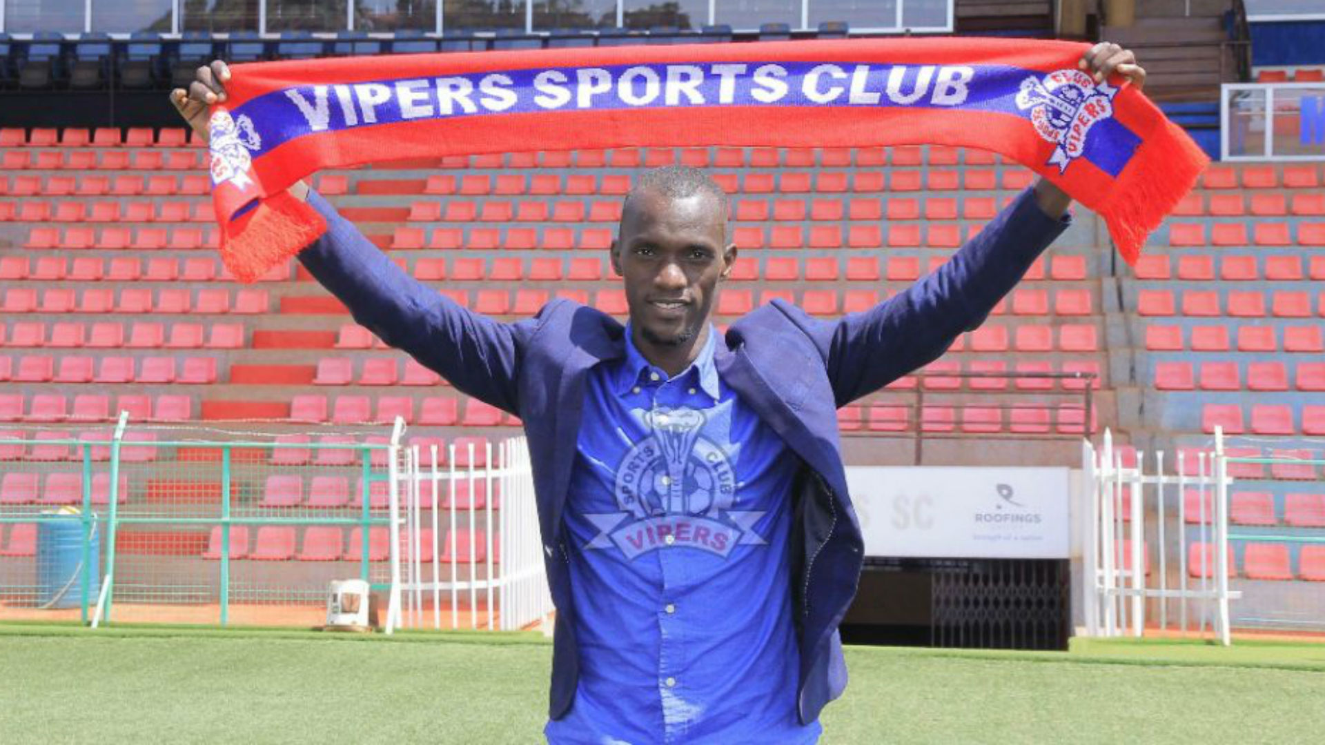 Kalisa: Vipers SC announce third signing this window with Bright Stars midfielder