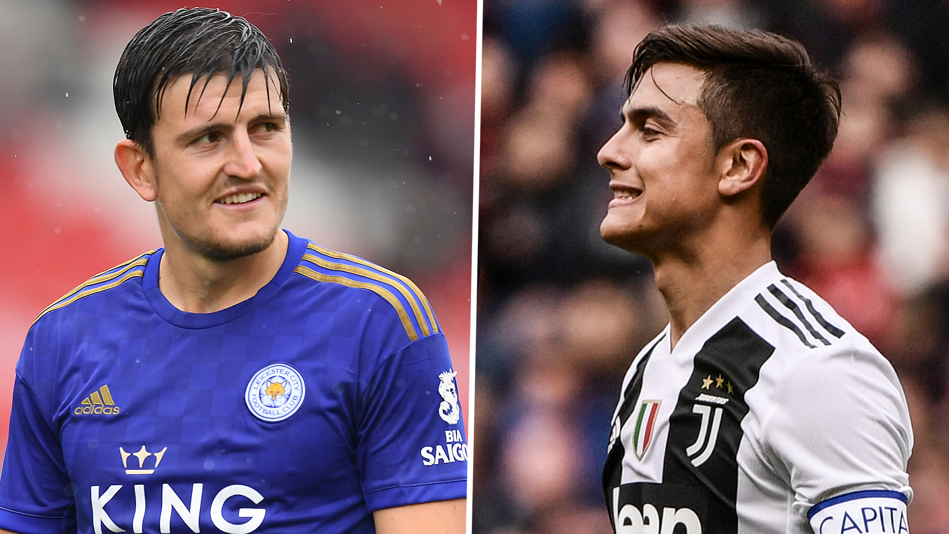 Man Utd Transfer News Why Harry Maguire And Not Paulo