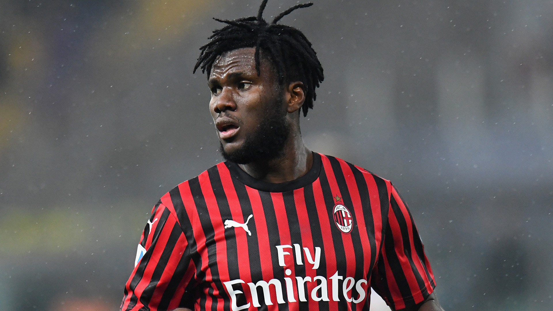 Kessie stuck in Ivory Coast as Milan players return to Italy