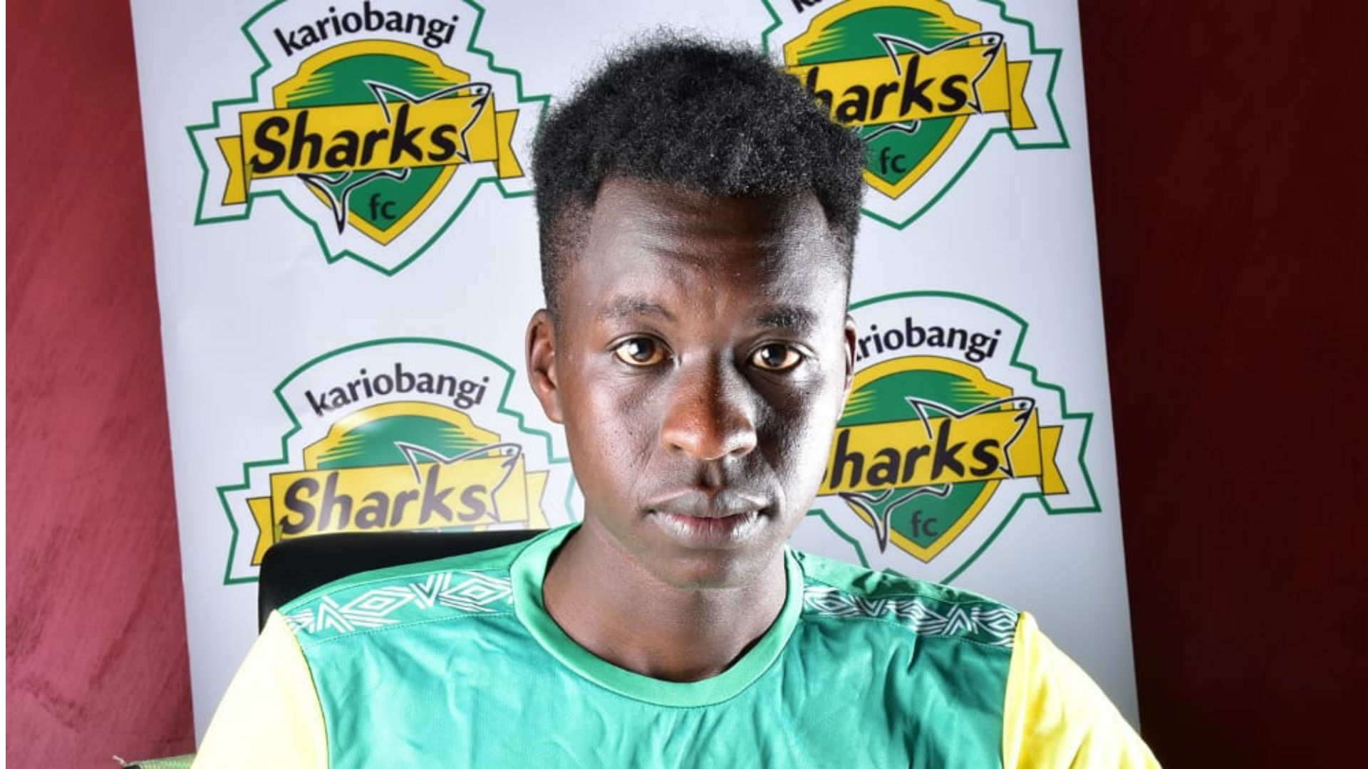 Douglas Mokaya: Kariobangi Sharks sign left-footed midfielder from Nairobi Stima