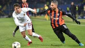 CENGIZ ÜNDER ROMA MARLOS SHAKTAR DONETSK UEFA CHAMPIONS LEAGUE 21022018
