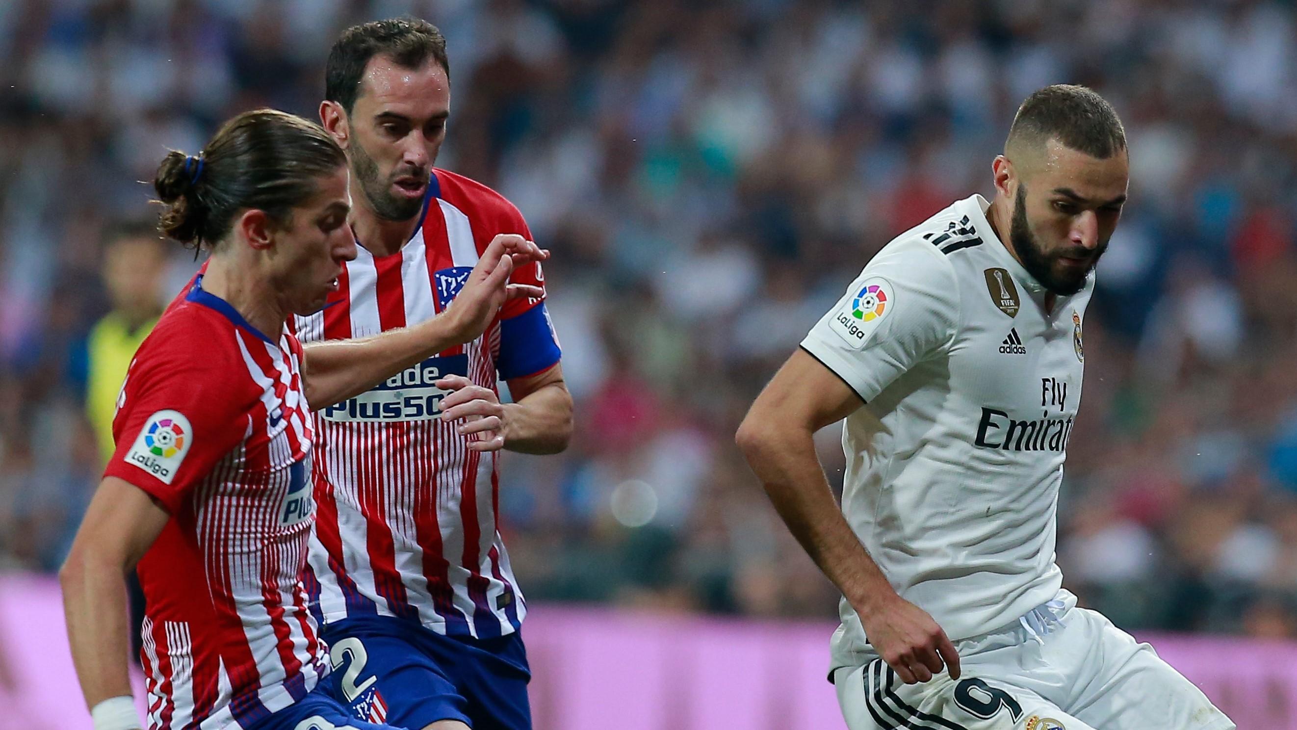 Real Madrid Gegen Atletico Madrid