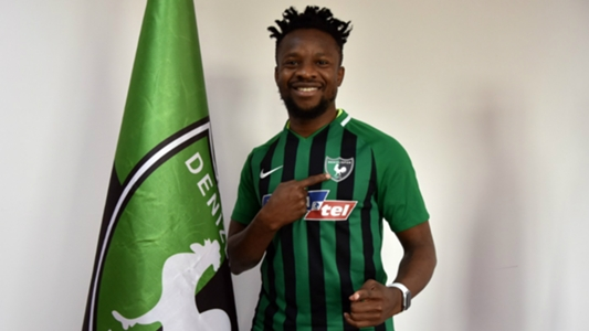 Onazi makes losing Denizlispor debut against Galatasaray