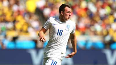 Phil Jones England