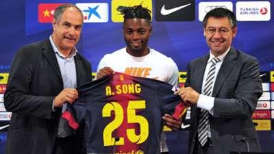 Alex Song, Rustu Recber & 15 Pembelian Terburuk Barcelona