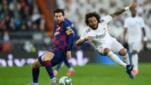 Marcelo Messi Real Madrid Barcelona LaLiga