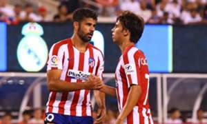 GER ONLY Diego Costa Joao Felix Atletico Madrid