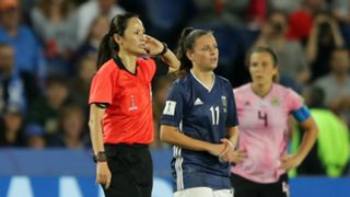 Scotland Argentina Women's World Cup