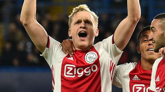 'Bayern or Dortmund perfect for Van de Beek' - Man Utd & Real Madrid-linked Ajax star offered transfer advice by Van der Vaart | Goal.com