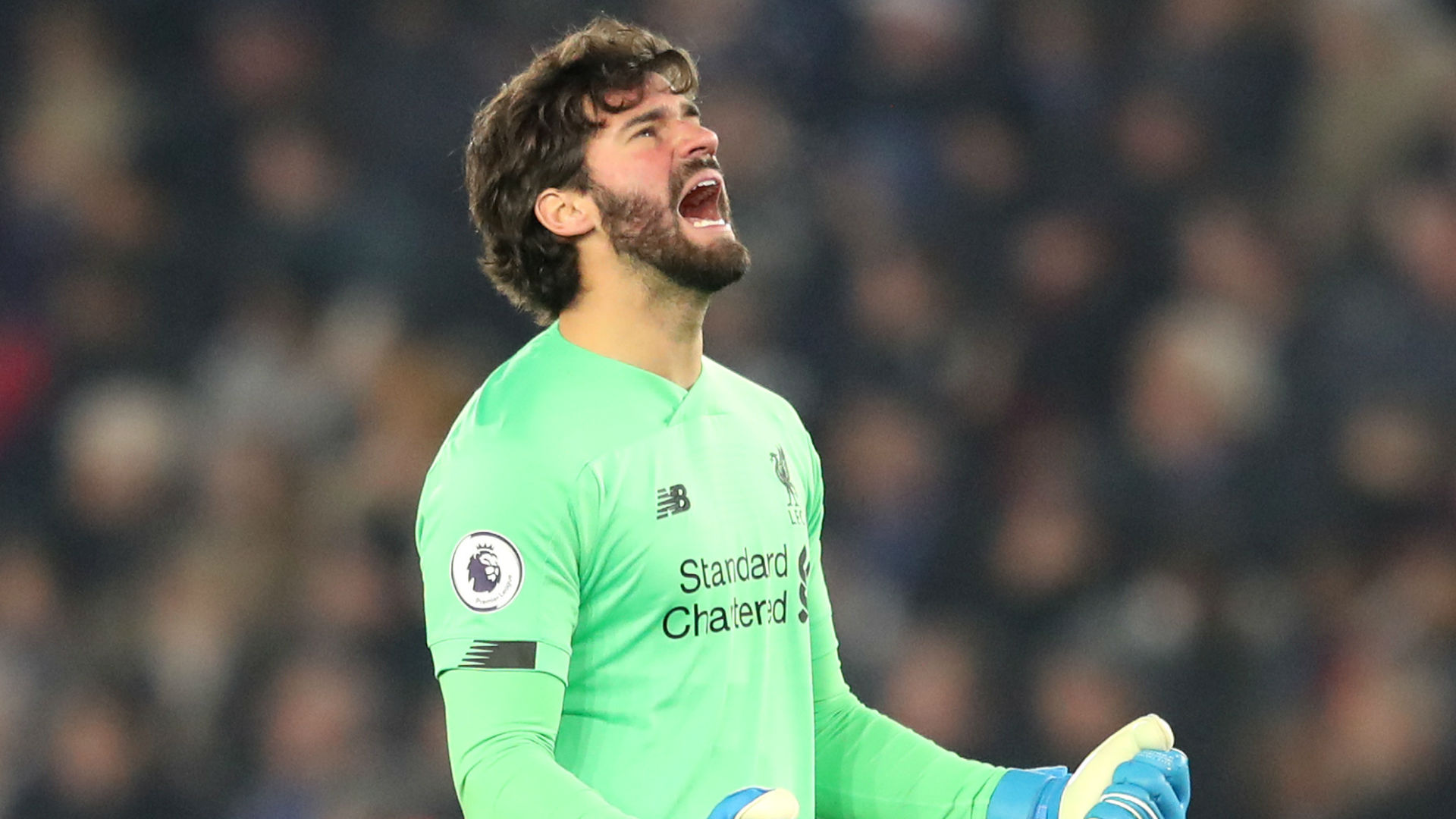 'However good you think Alisson is, he's better' – Liverpool goalkeeper lauded by Lonergan