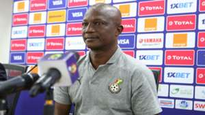 "Kwesi Appiah: Five Dutch players are ""willing to play"" for Ghana"