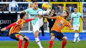 Lecce-Inter (1-1) - Les Nerazzurri accrochés