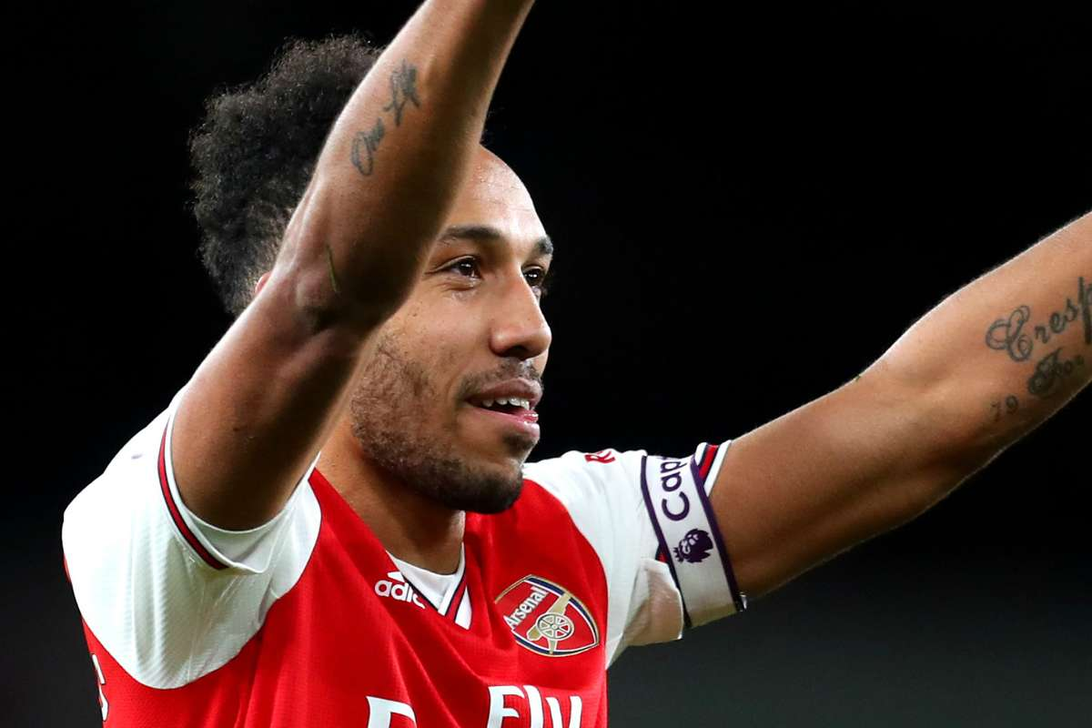 Arteta 'confident' on Aubameyang contract extension as Arsenal ...