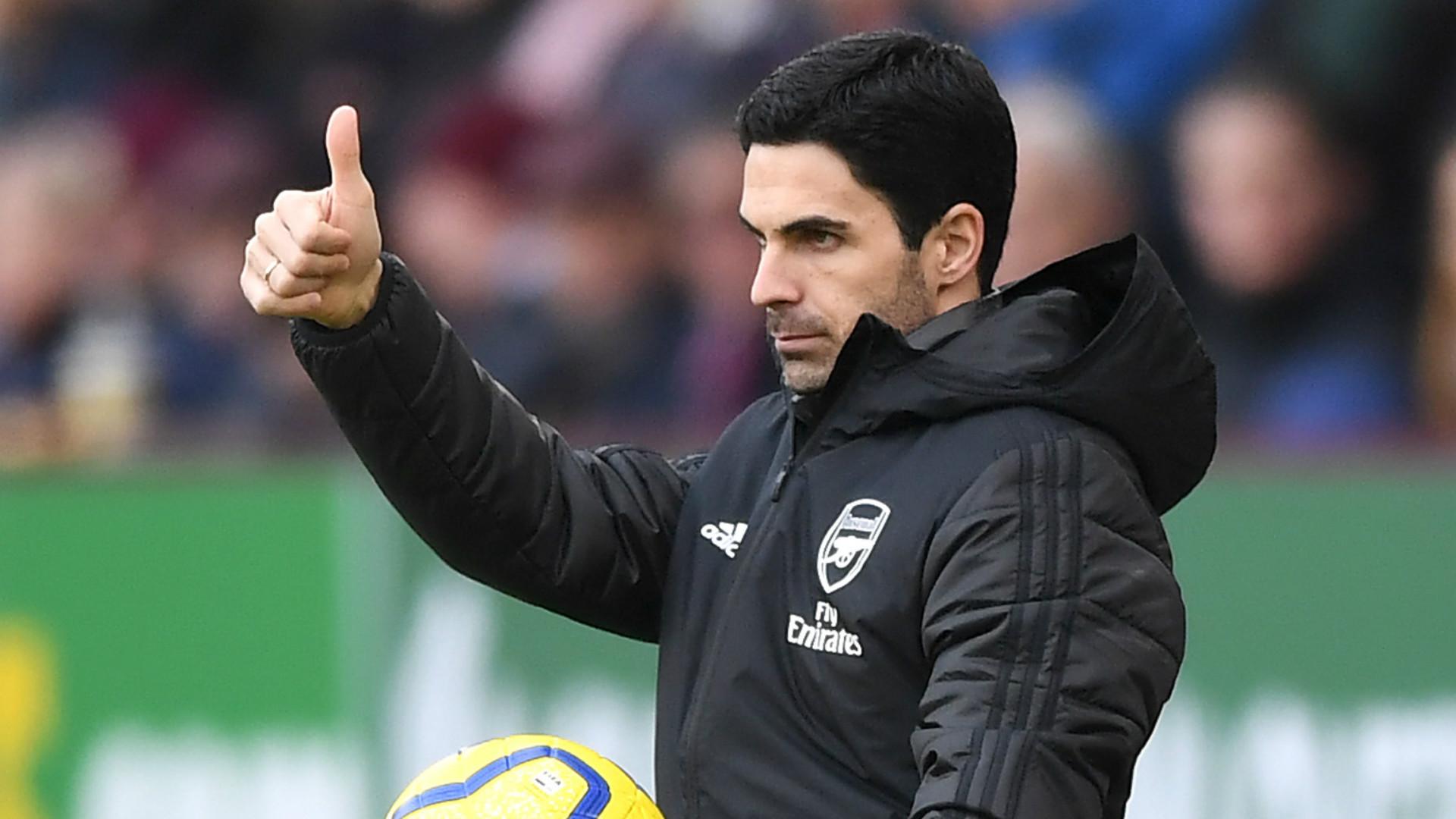 "Arteta : ""Arsenal travaille sur le mercato estival"""