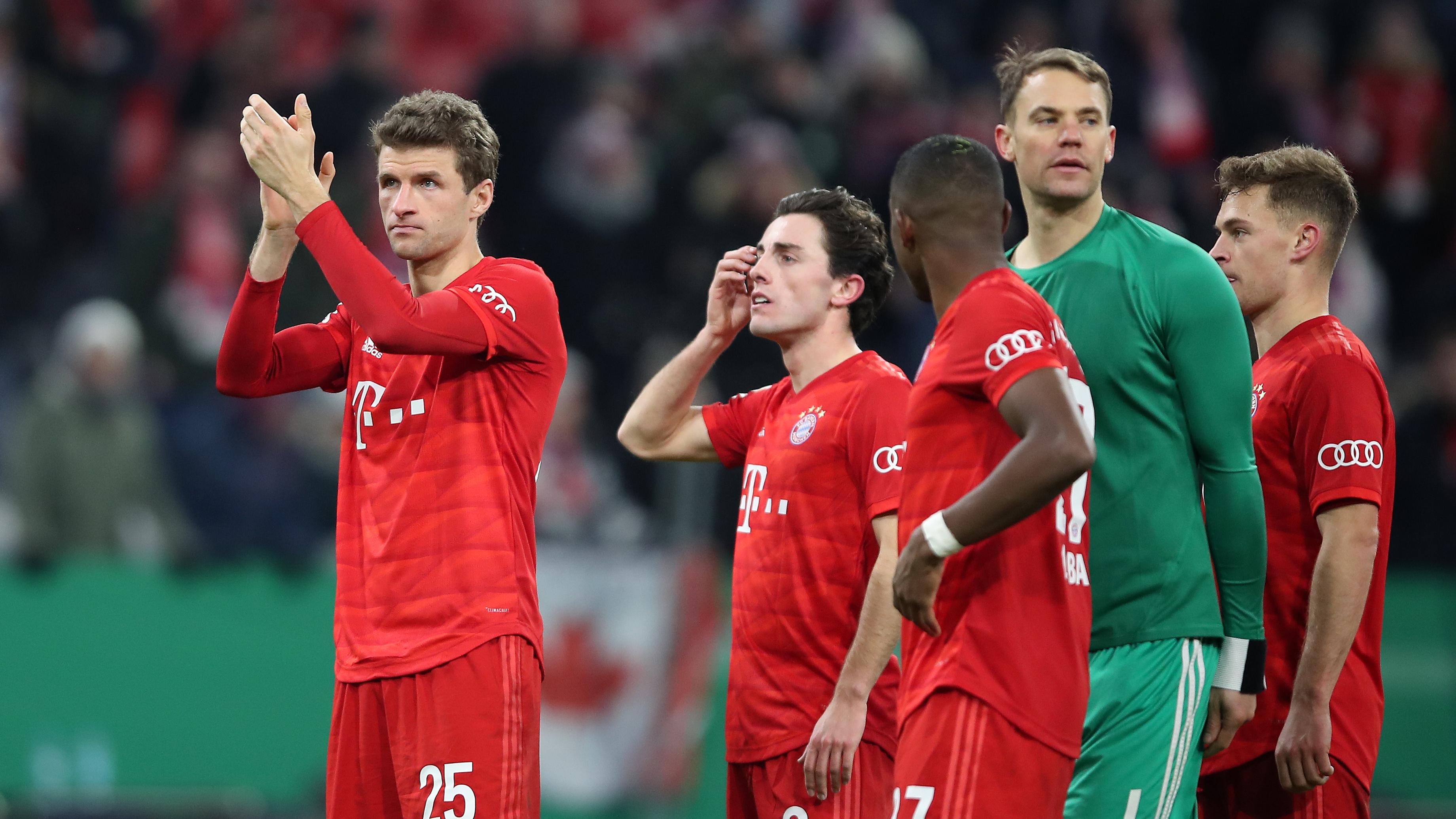 Bayern Munich 2019-20