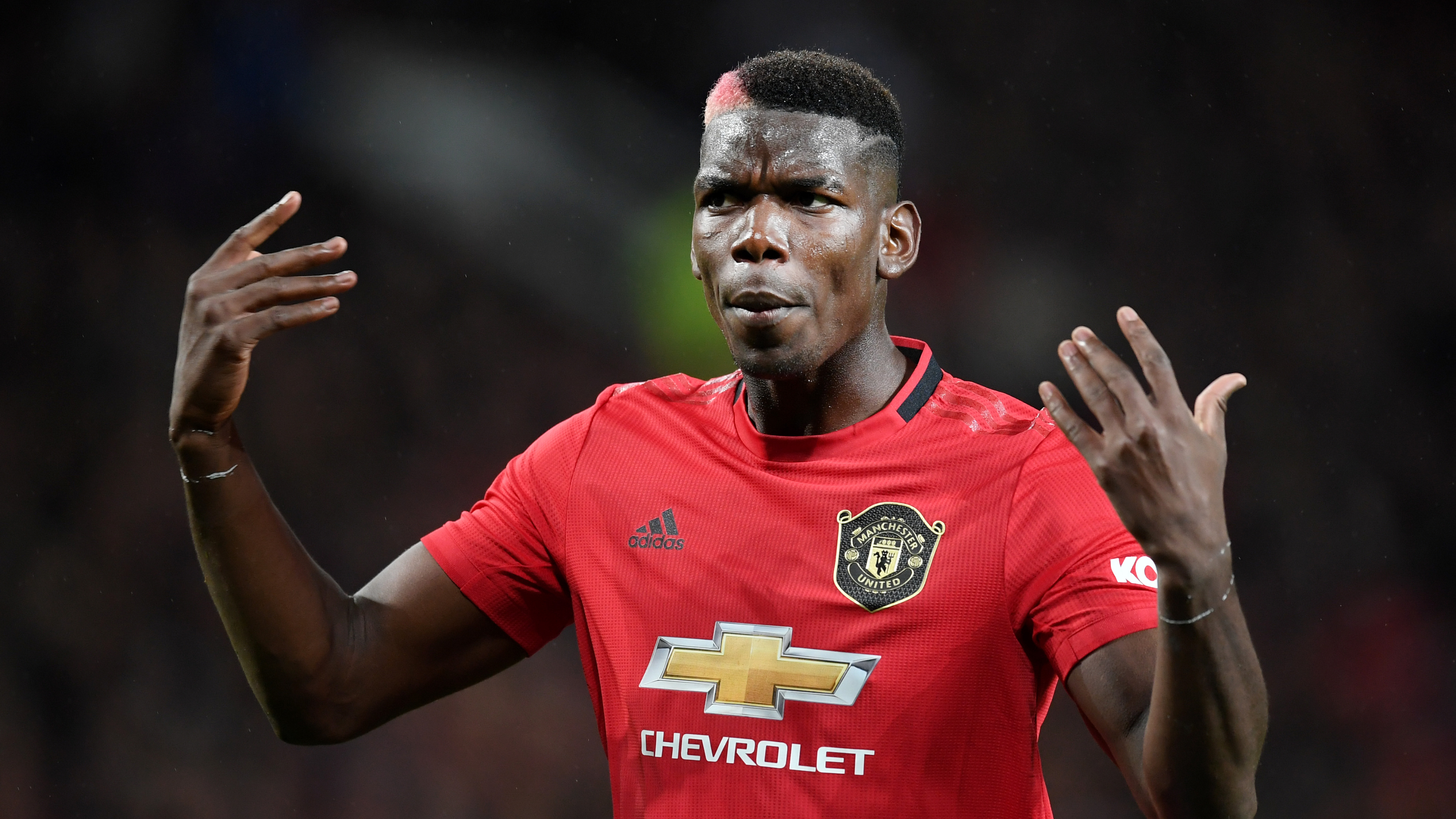 Pogba 'frustrated' but 'hungry' to return for Man Utd as exit talk ...