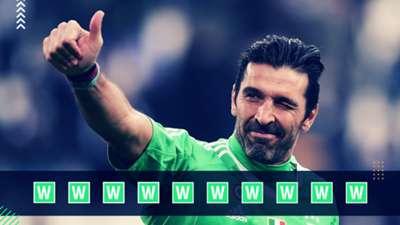 Juventus Champions League Power Ranking GFX