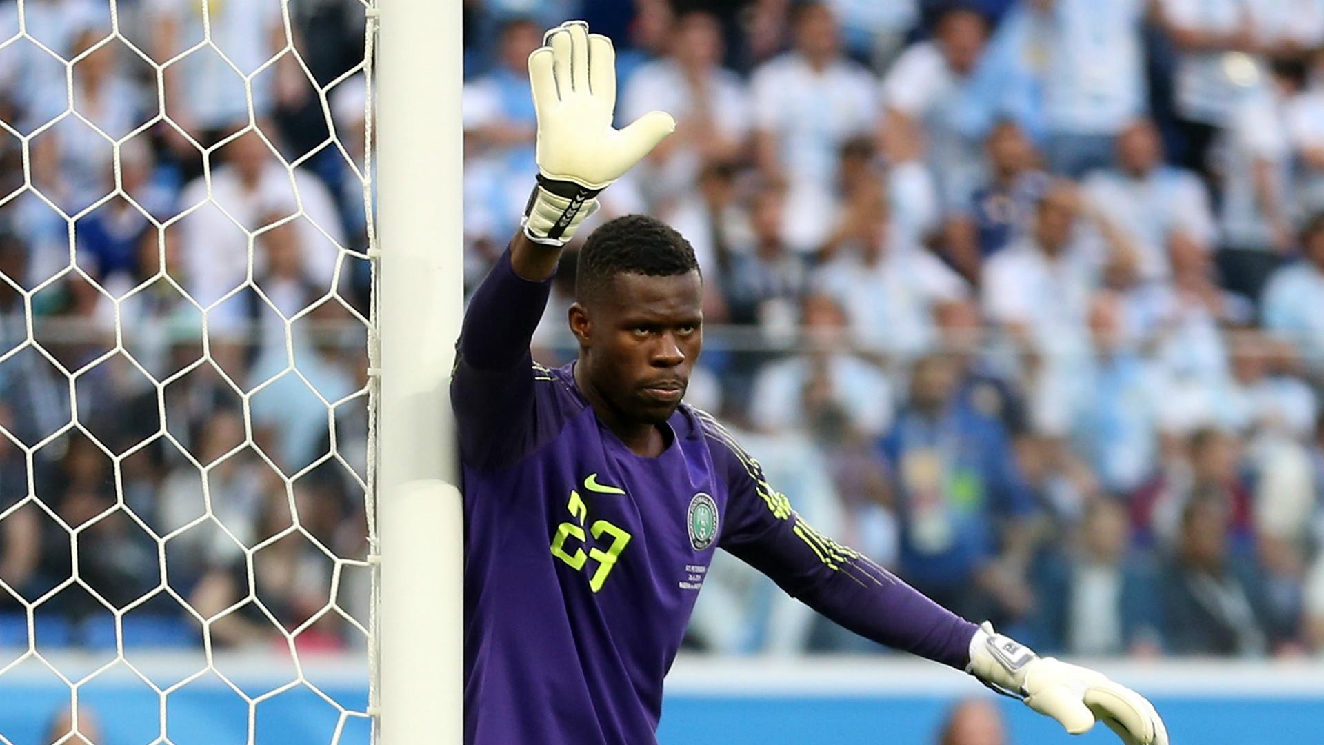 Rohr: Why Nigeria's Uzoho and Olayinka missed Cameroon friendly