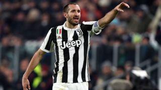 Giorgio Chiellini - Juventus