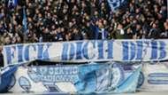 Hertha Berlin banner