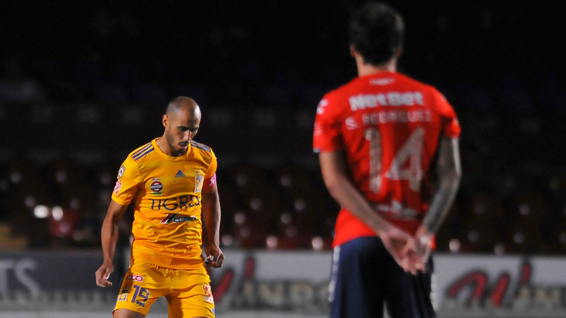 Les Tigres marquent contre des joueurs en grève, qui ne bougent pas !