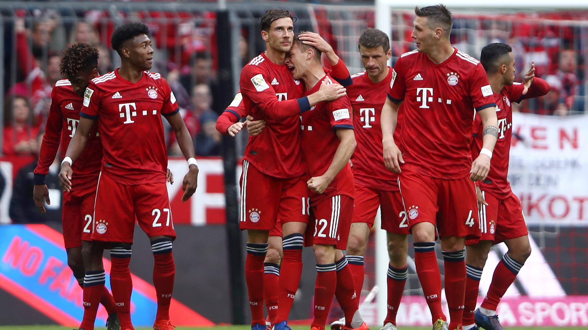 Fc Bayern Vs Frankfurt