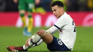 Dele Alli, Tottenham vs Norwich, FA Cup