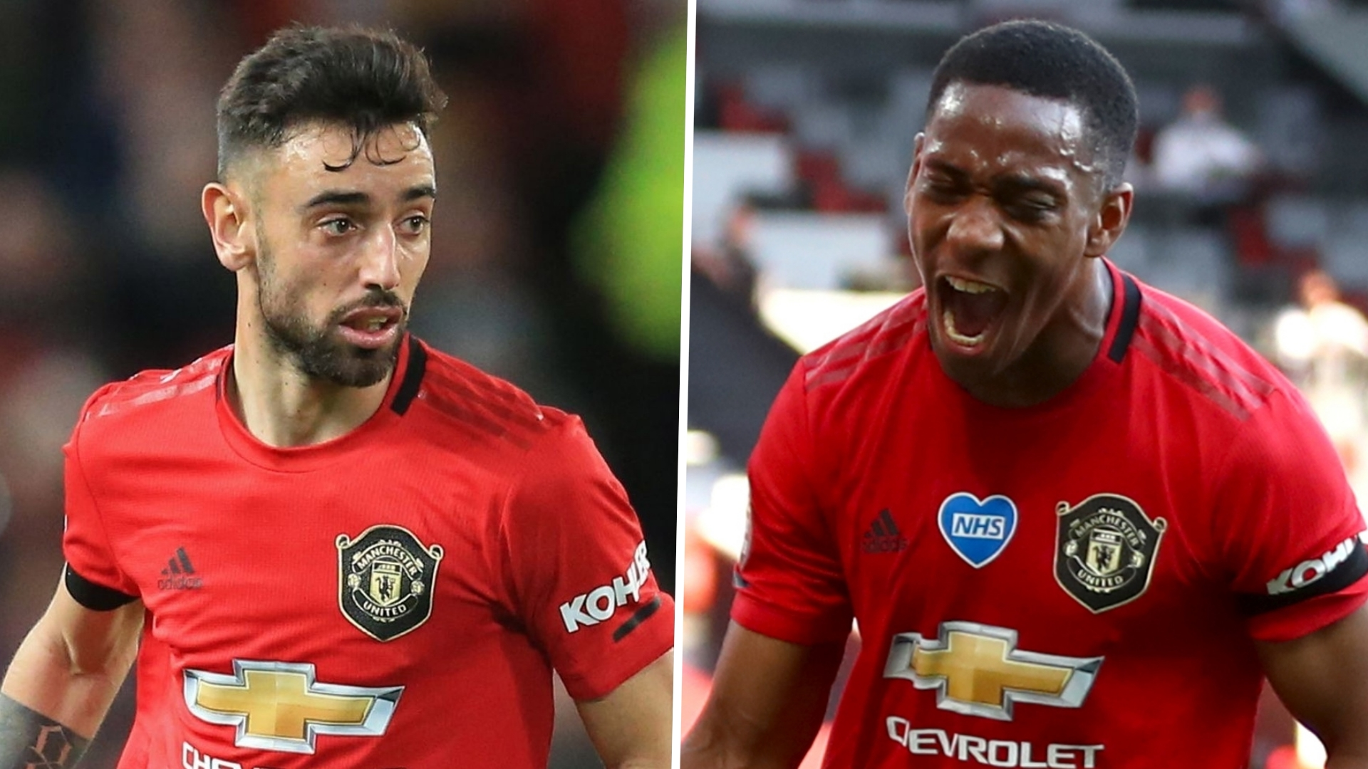 Martial tops Bruno Fernandes as Man Utd's Player of the Year in the eyes of Brown