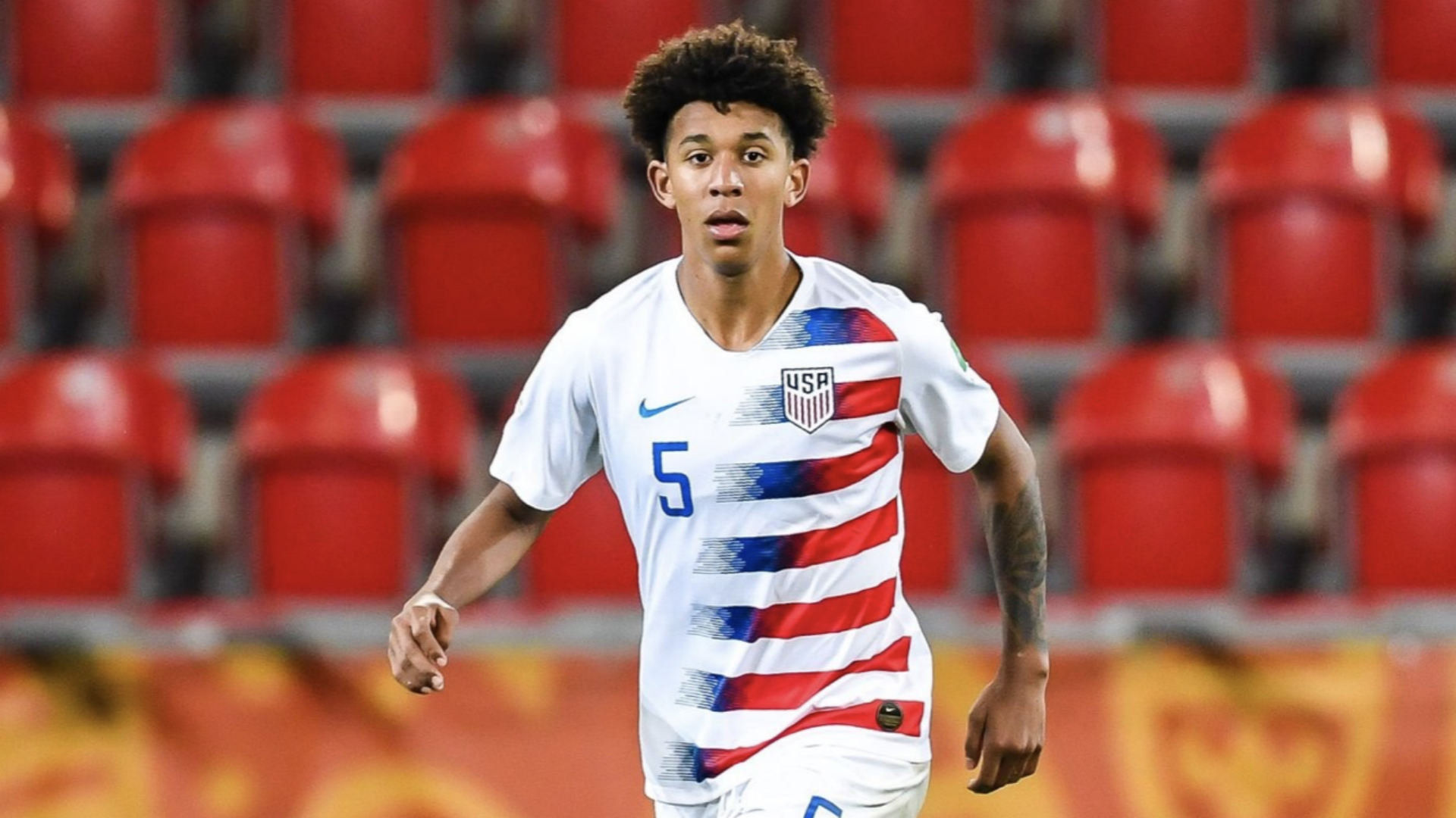 'We want to make history' - USMNT defender Richards sets sights on winning World Cup
