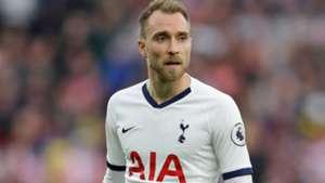 Christian Eriksen Tottenham 2019-20