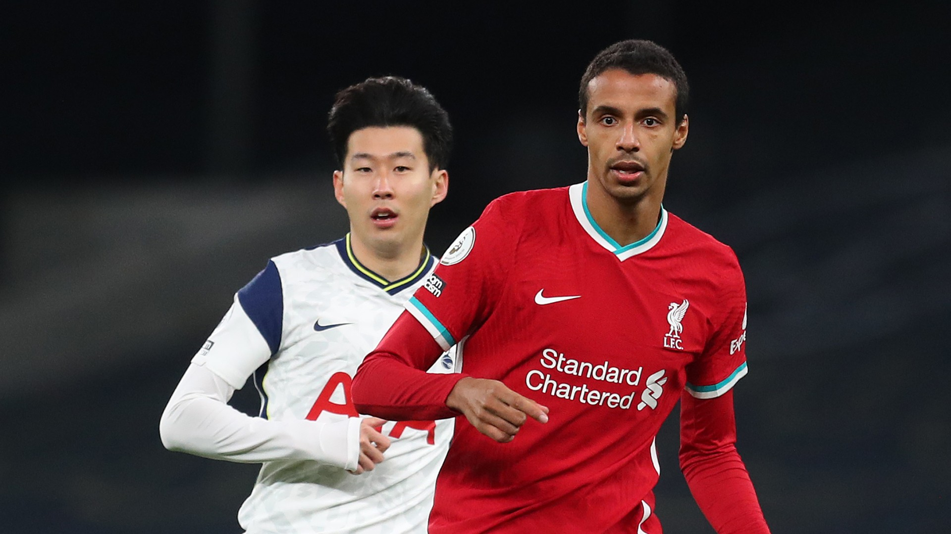 Liverpool's defensive injury crisis deepens with Matip subbed off at halftime against Spurs