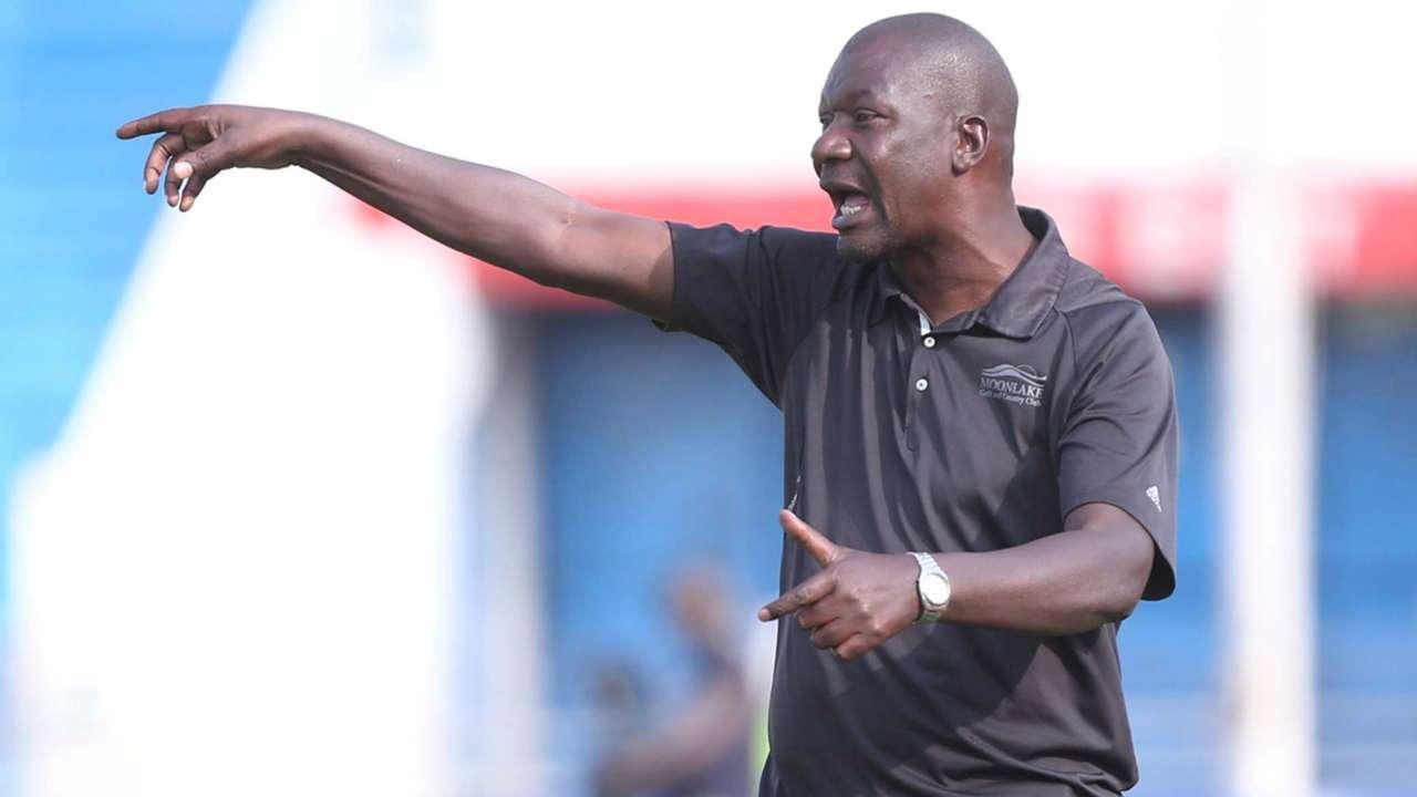 Robert Matano AFC Leopards coach