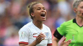 Nikita Parris England 2019