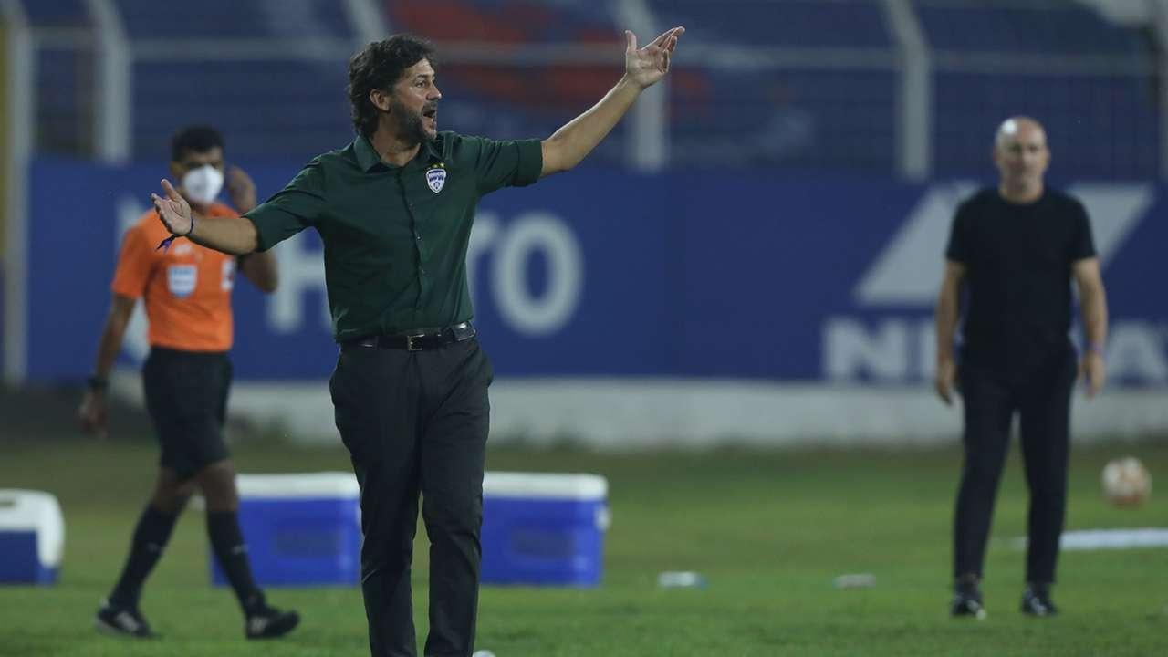 Carles Cuadrat, ATK Mohun Bagan vs Bengaluru FC