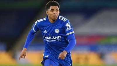 Wesley Fofana Leicester City 2020-21