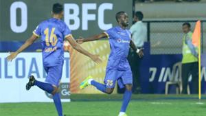 Mumbai City FC ease past Bengaluru FC with 2-0 win