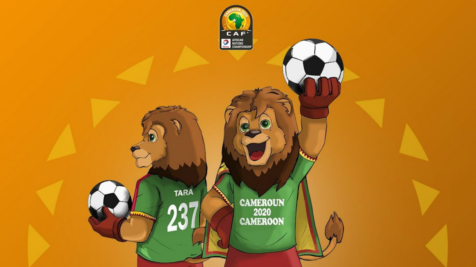 Chan 2020: Fecafoot unveils revised mascot 'Tara' and competition's theme song