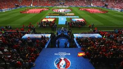 Spain Czech Republic Euro 2016 3