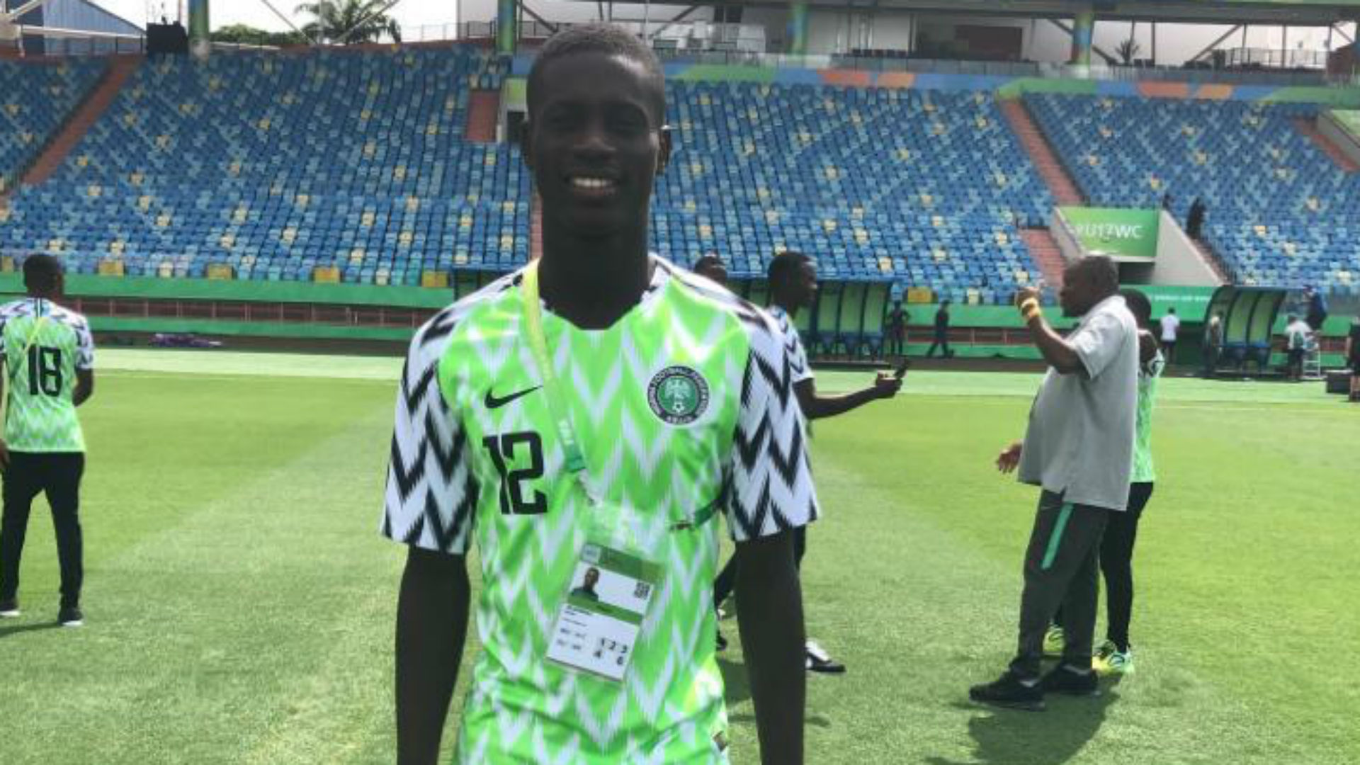 Golden Eaglets Suffers Shock Loss To Australia