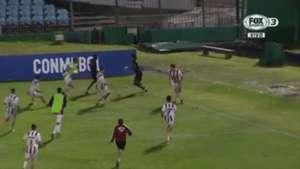 U20 River Plate Fight