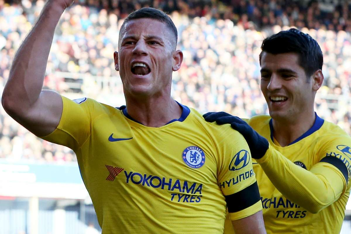 Ross Barkley Chelsea 2018-19