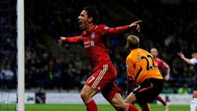 Maxi Rodriguez Liverpool