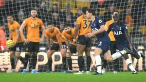 Jan Vertonghen Wolves v Tottenham 12152019