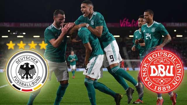 Deutschland Vs Danemark Die U21 Em Heute Live Im Tv Und Im